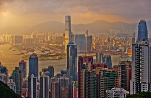 Hong Kong Sunset, photo credits to Mike Behnken on flickr