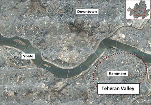 teheran valley