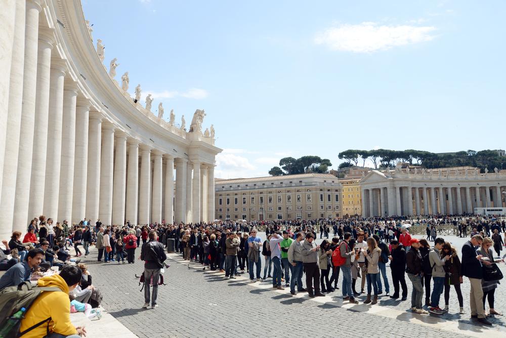 coda x musei vaticani