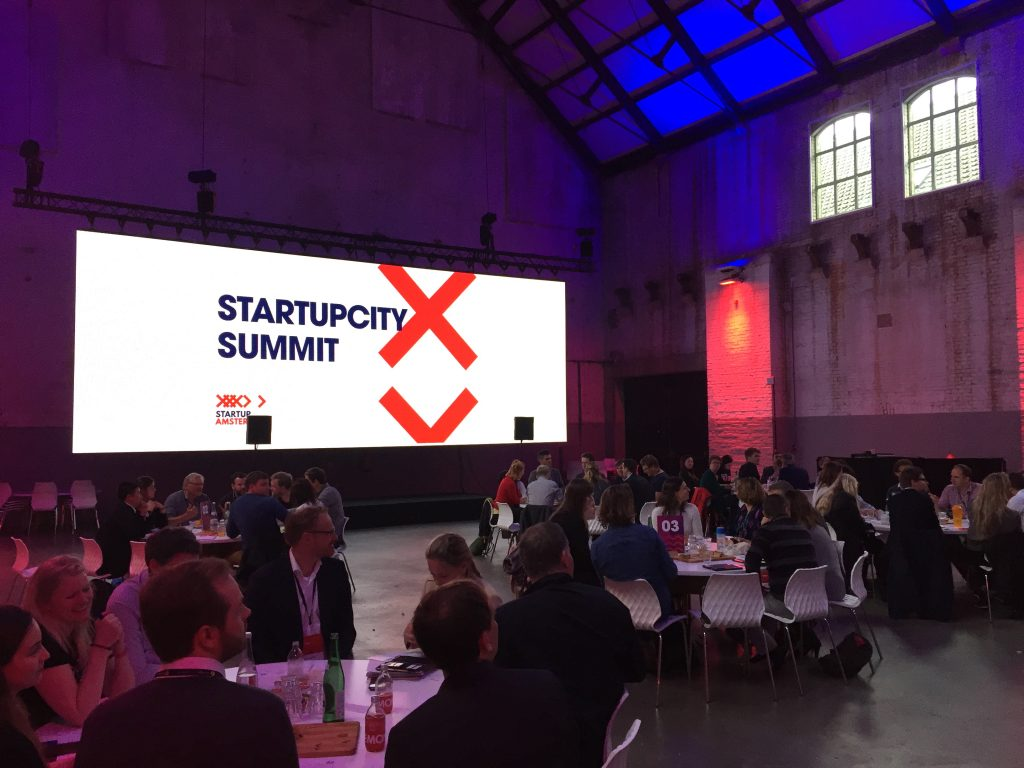 StartupCity Summit