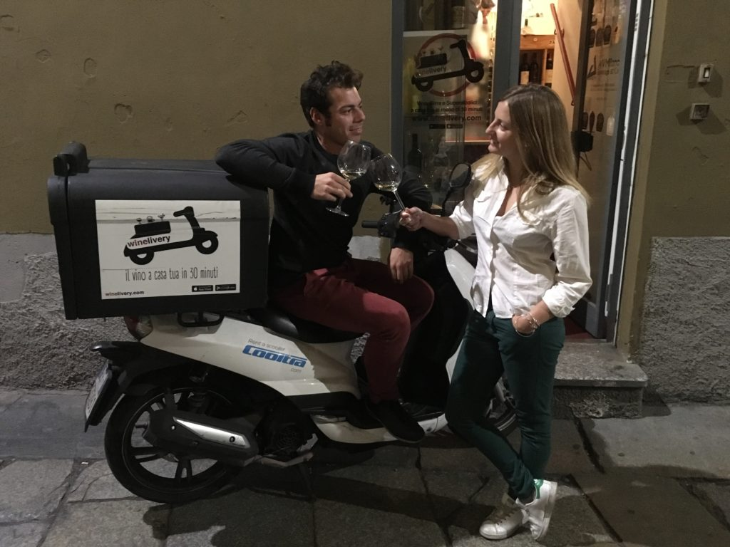 I fondatori di Winelivery