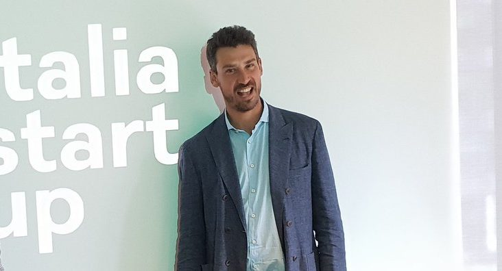 Ritratto dell'imprenditore nuovo presidente di Italia Startup