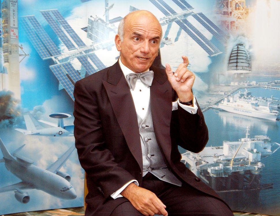 Dennis Tito, il primo turista spaziale della storia