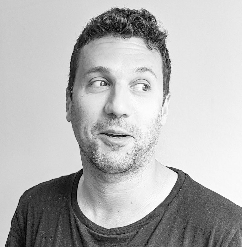 Farhad Alessandro Mohammadi, fondatore Mamazen