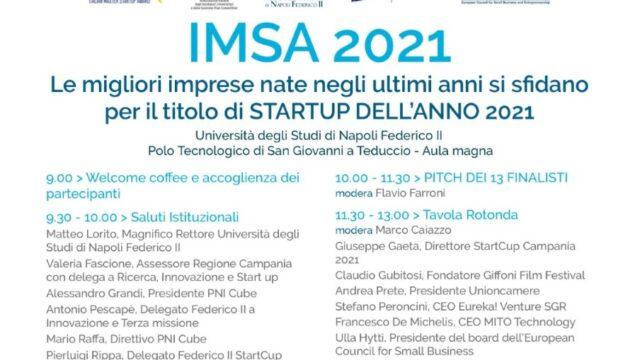 locandina premio IMSA