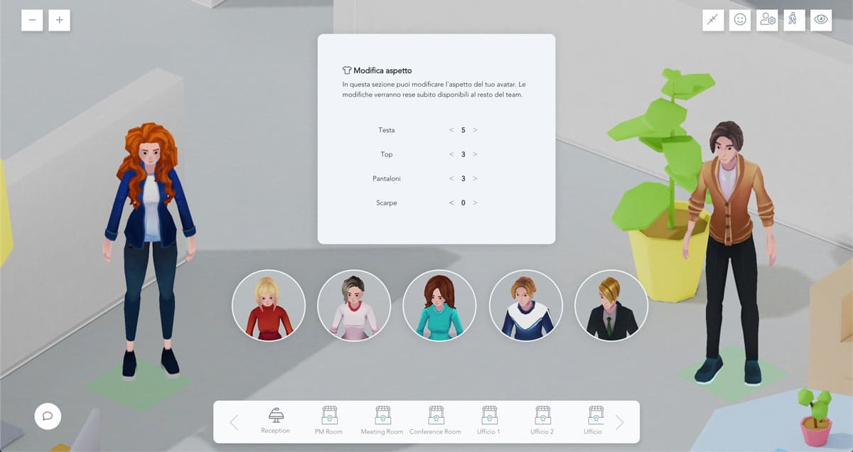 screenshot geco for school